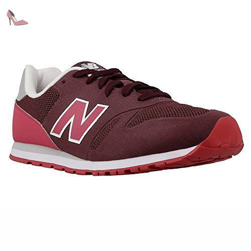 New Balance - NBKD373RGYM070 - KD373RGY - Couleur: Rouge - Pointure: 37.5 - Chaussures new balance (*Partner-Link)