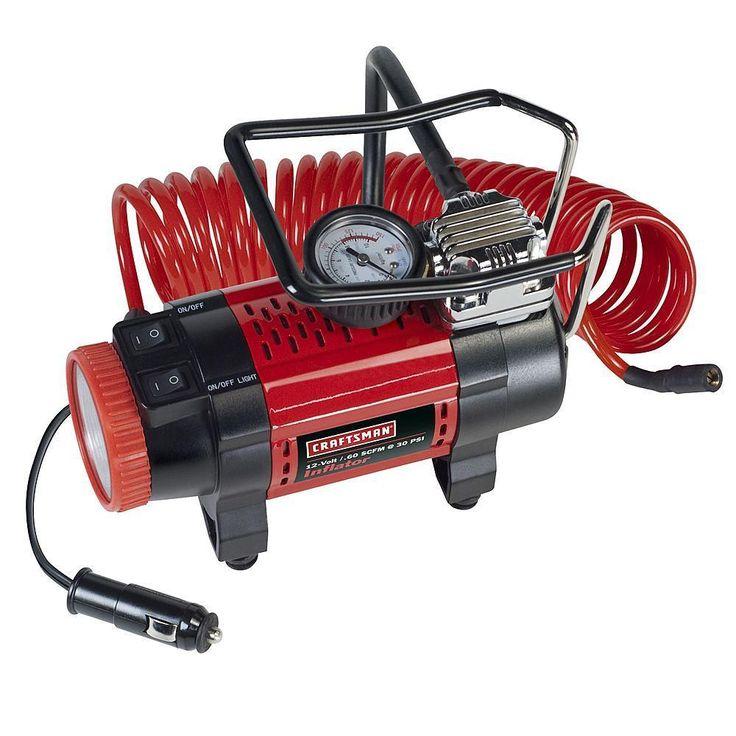 compresor auto. diy tools craftsman portable air compressor #compressor #compresor #automotivo #automotive compresor auto