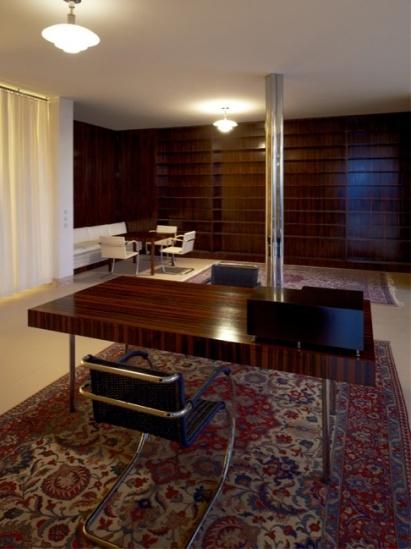 Villa Tugendhat par Ludwig Mies van der Rohe | Brno | Czech Republic | After the comprehensive restoration of 2011-12