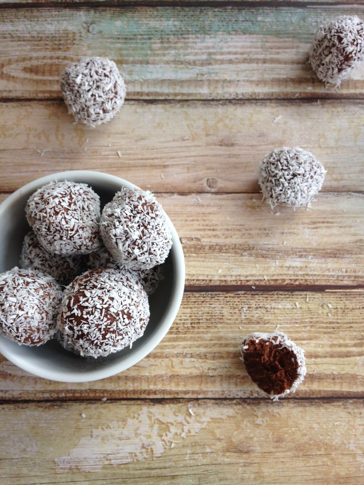 Freaking amazing truffles - 2 ingredients and easy to make!