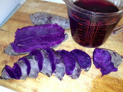 testfernando: Extremely Cheap and Loaded with Flavonoids - Wild Purple Yam or Purple Potato