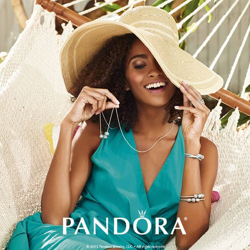 Relax and unwind this summer, but stay stylish while doing it! PANDORA Jewellery is the perfect addition to any look.