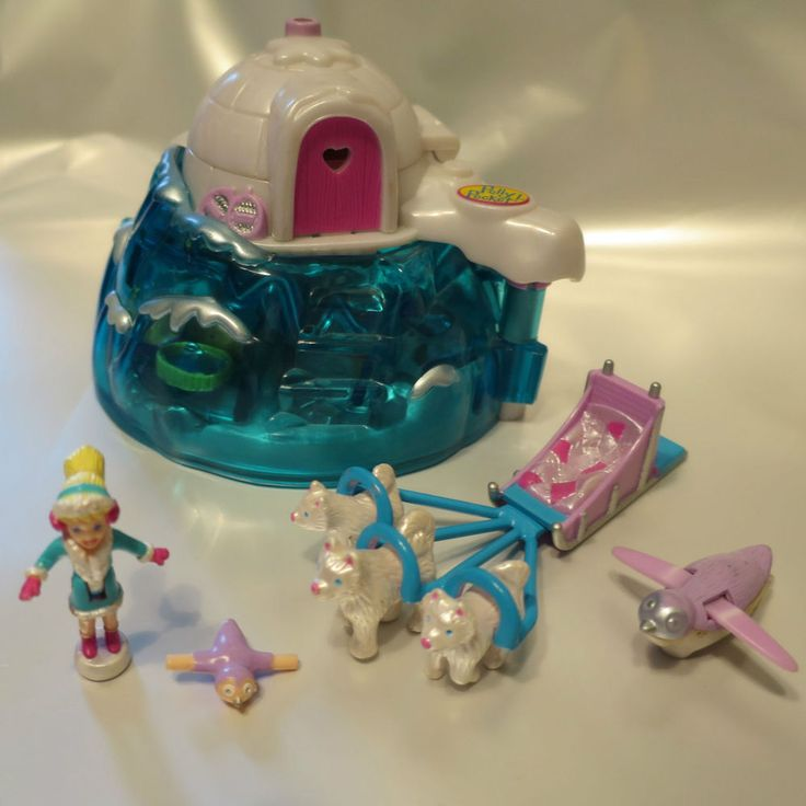 polly pocket tiere