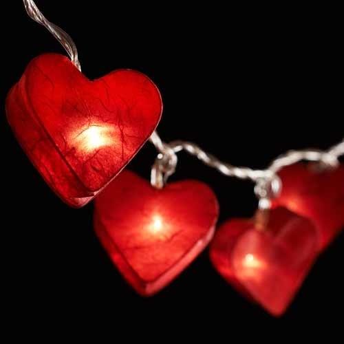 Radiant Hearts - LED 10