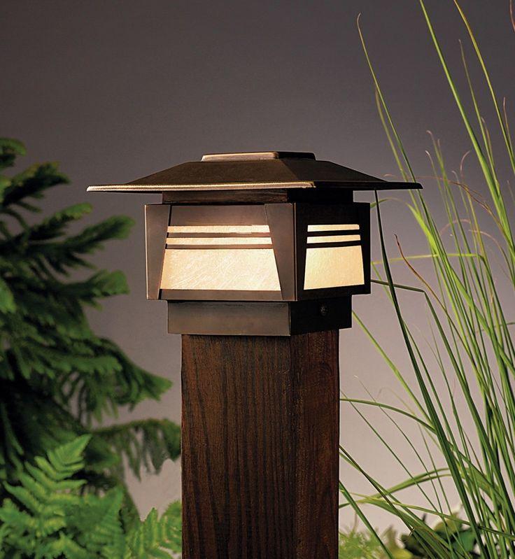 Trex Stair Light: 17 Best Ideas About Deck Post Lights On Pinterest