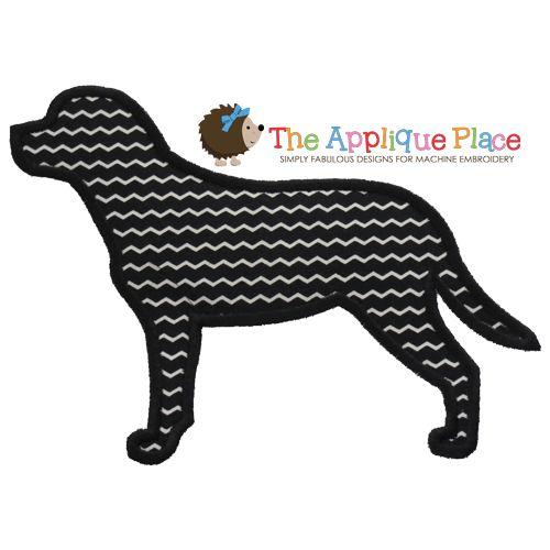 Labrador Silhouette-dog, silhouette, lab, labrador retriever, doggie, black dog