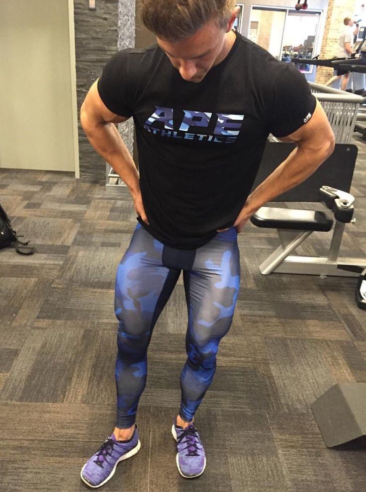 Spandex Guys in 2019 | Lycra men, Mens tights, Mens leotard