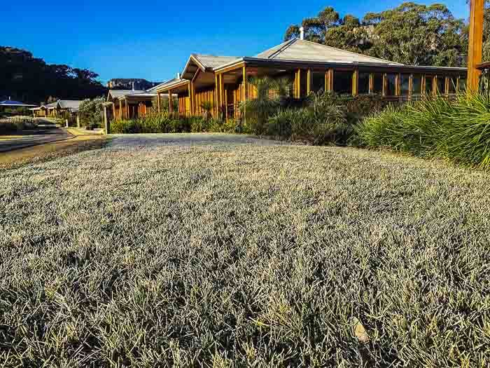 Emirates Wolgan Valley Resort in the Blue Mountains. Read more about Sydney's most luxurious weekend getaway.