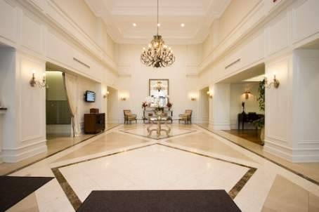 Lobby at St.Gabriel place