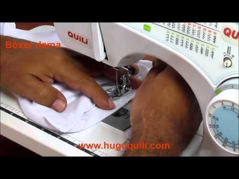 Curso de ropa interior (Lencería intima, Ropa intima). Video 8