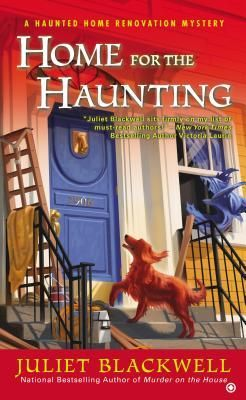 Home For the Haunting: Book 4 (Haunted Home Renovation series) By Juliet Blackwell Narrated by Xe Sands Publication Date: December 03 2013 Running Time: 9 hrs 30 min