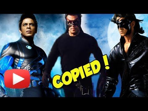 Is Salman Khan Copying Hrithik And Shahrukh in KICK? FIND OUT