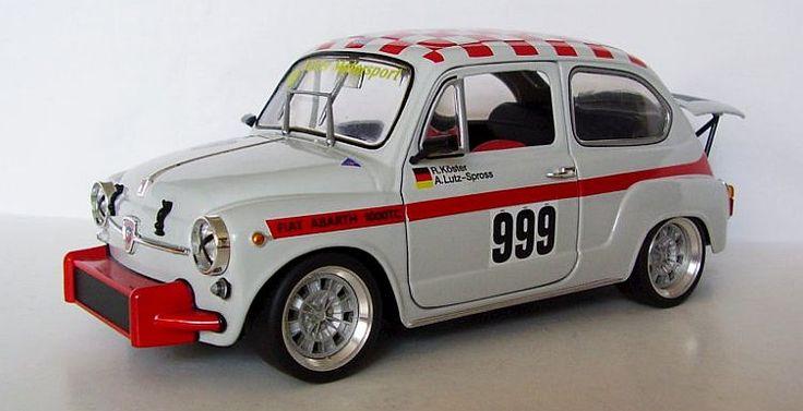 1965 FIAT ABARTH 1000