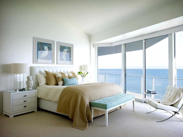 Walls Of Glass Capture Sea Views Through A Malibu Beach House Part 89