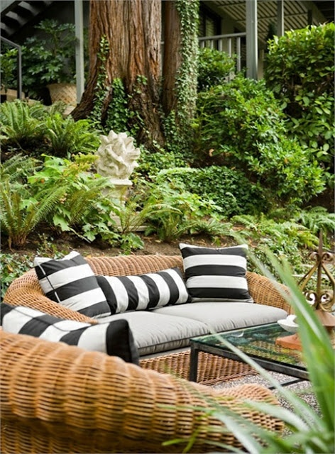 Top 10 Modern Outdoor Living Spaces   Most Beautiful Pages