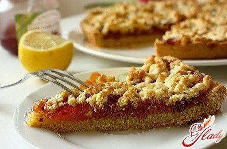 Пироги с повидлом из яблок: старые рецепты на новый лад