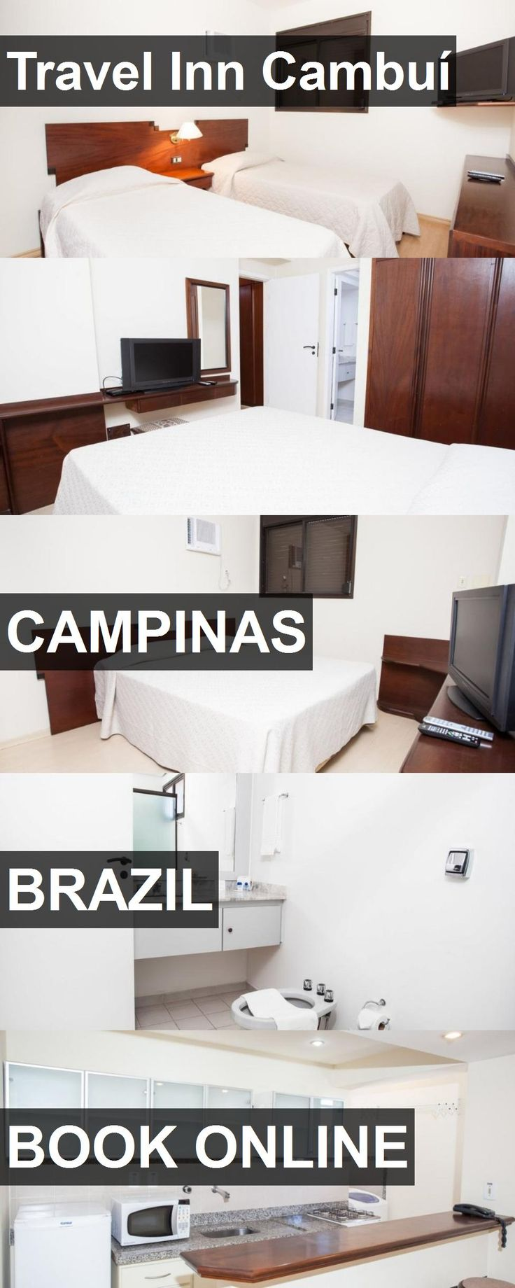 Hotel Travel Inn Cambuí in Campinas, Brazil. For more information, photos, reviews and best prices please follow the link. #Brazil #Campinas #hotel #travel #vacation