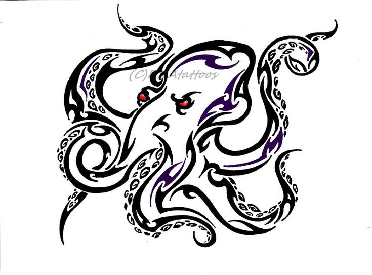 kraken tumblr sketch Google Search octo Pinterest Kraken