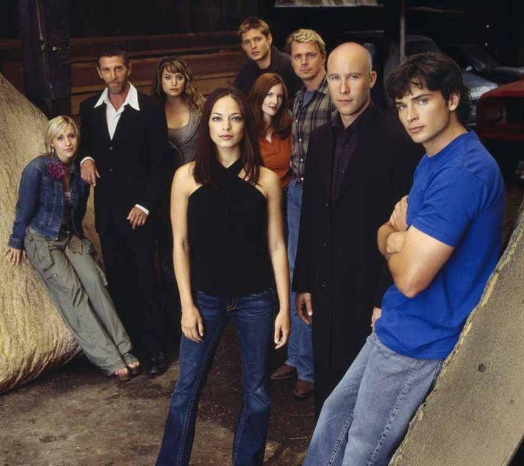 Smallville Season 4 Cast: 34 Best Images About Allison Mack On Pinterest