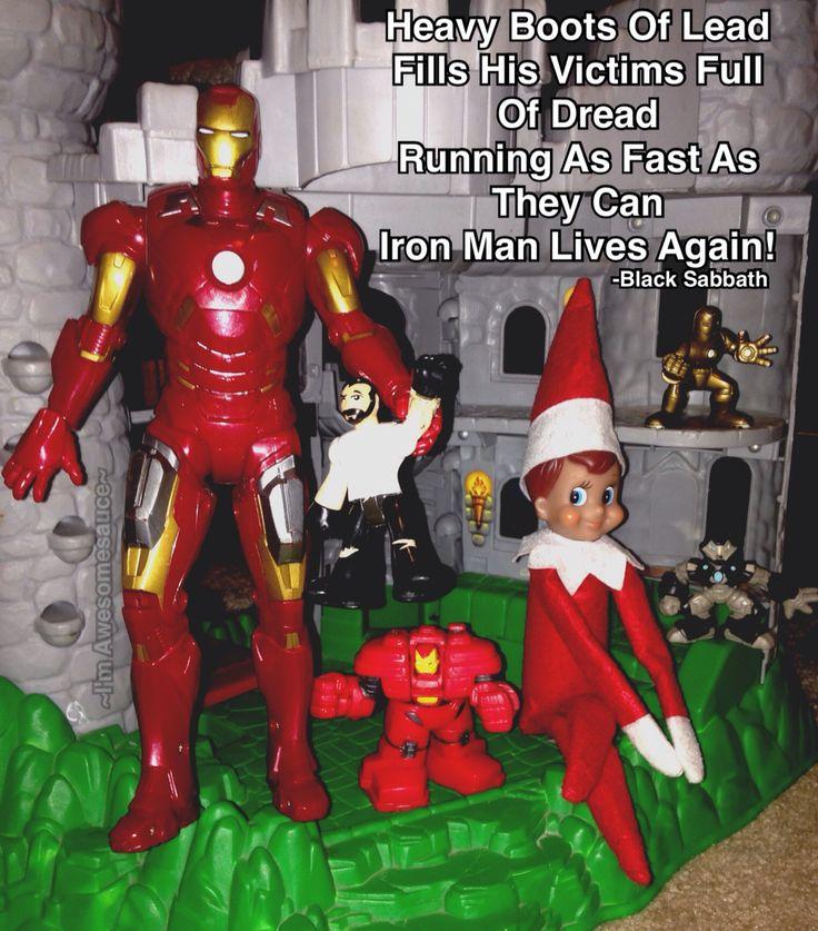 We Love These Creative Elf on the Shelf Return Ideas for a