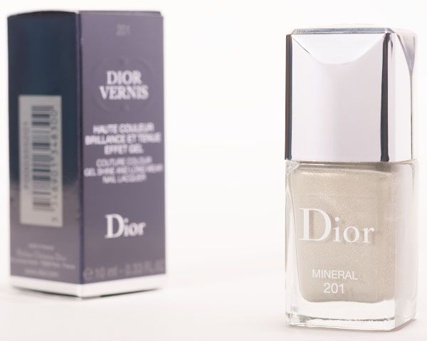 #Лак для ногтей #Dior #Vernis 201 #Mineral - #PerfettoME
