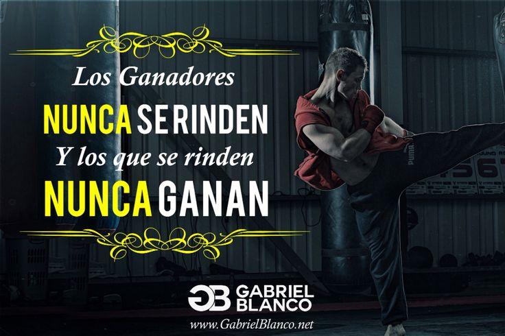 Siempre avanza, es la única forma de garantizar la grandeza. #GabrielBlanco #SecretosDeGrandezs