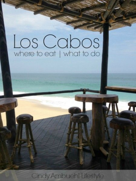 Things to do in Los Cabos Mexico
