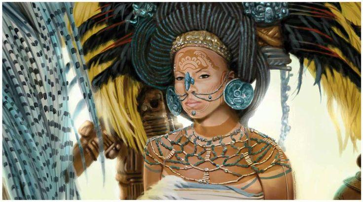 Apocalypto. Als Poster erhältlich auf meiner Webseite: goo.gl/jvgwQl