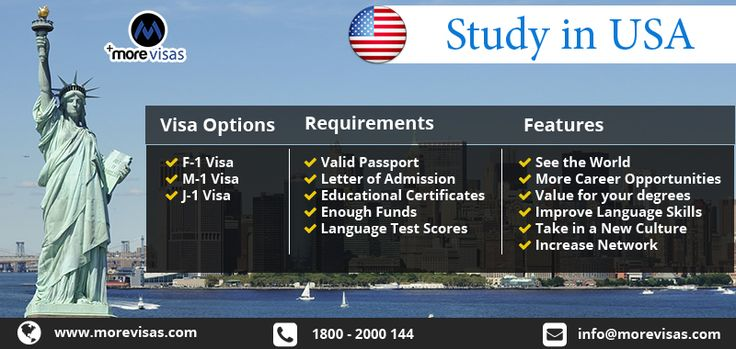 Are you looking for best #StudyAbroad destination to pursue your higher Education? Then, Study in #USA