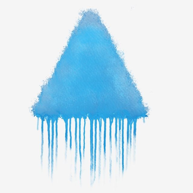 Blue Triangle Watercolor Drop Blue Triangle Watercolor Png Transparent Clipart Image And Psd File For Free Download Clip Art Graphic Illustration Image Painting