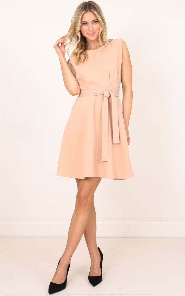 Feel super professional and stylish at work with this Risk Taker dress.