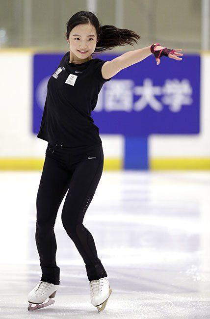 NHKで特集。本田真凜・平昌五輪への挑戦。「オリンピックで金メダル」 | フィギュアスケートまとめ零