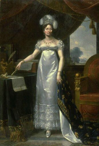 Marie Therese de France, duchesse d'Angouleme (17178-1851 ...