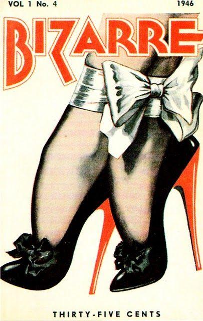 vintage magazine cover