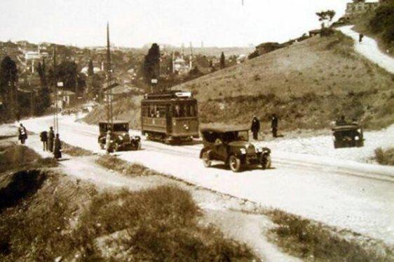 Fıstıkağacı (1920'li yıllar. Üsküdar)