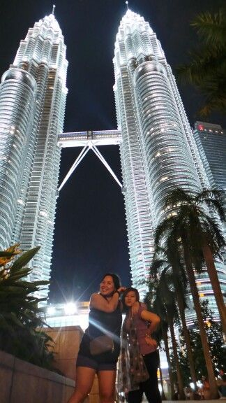 The great Petronas Tower