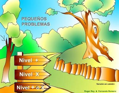 PEQUEÑOS PROBLEMAS | Recursos para Primer Ciclo
