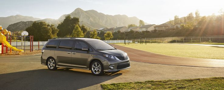 2014 Toyota Sienna is Now Available | Lake Shore Toyota