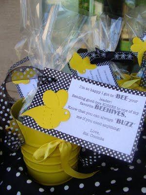 Bee gift... NUEVOS COMIENZOS