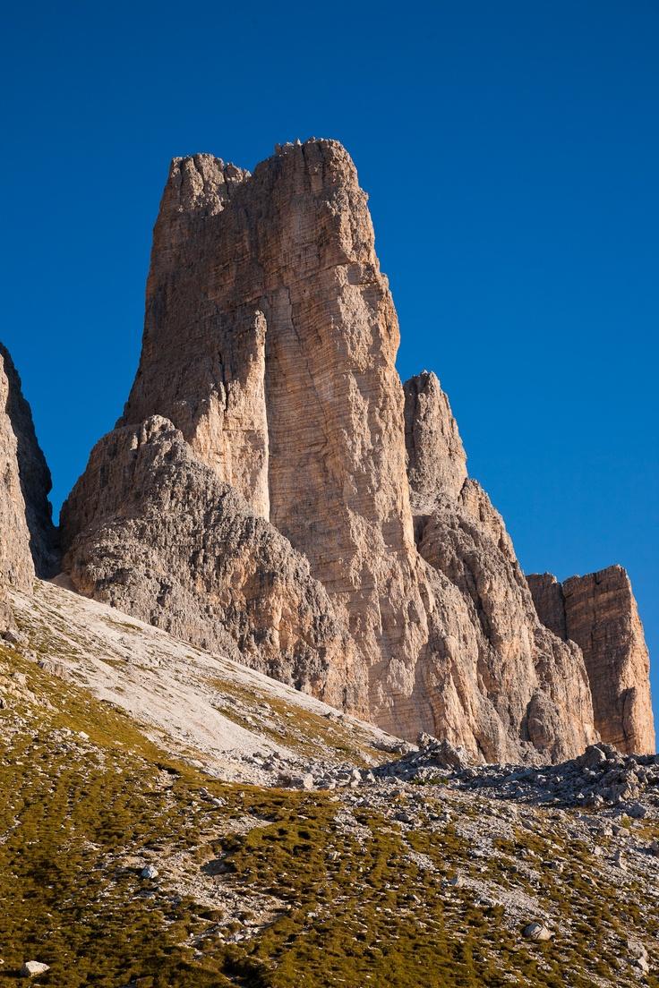 Cima Piccolo #Mountains #Outdoors