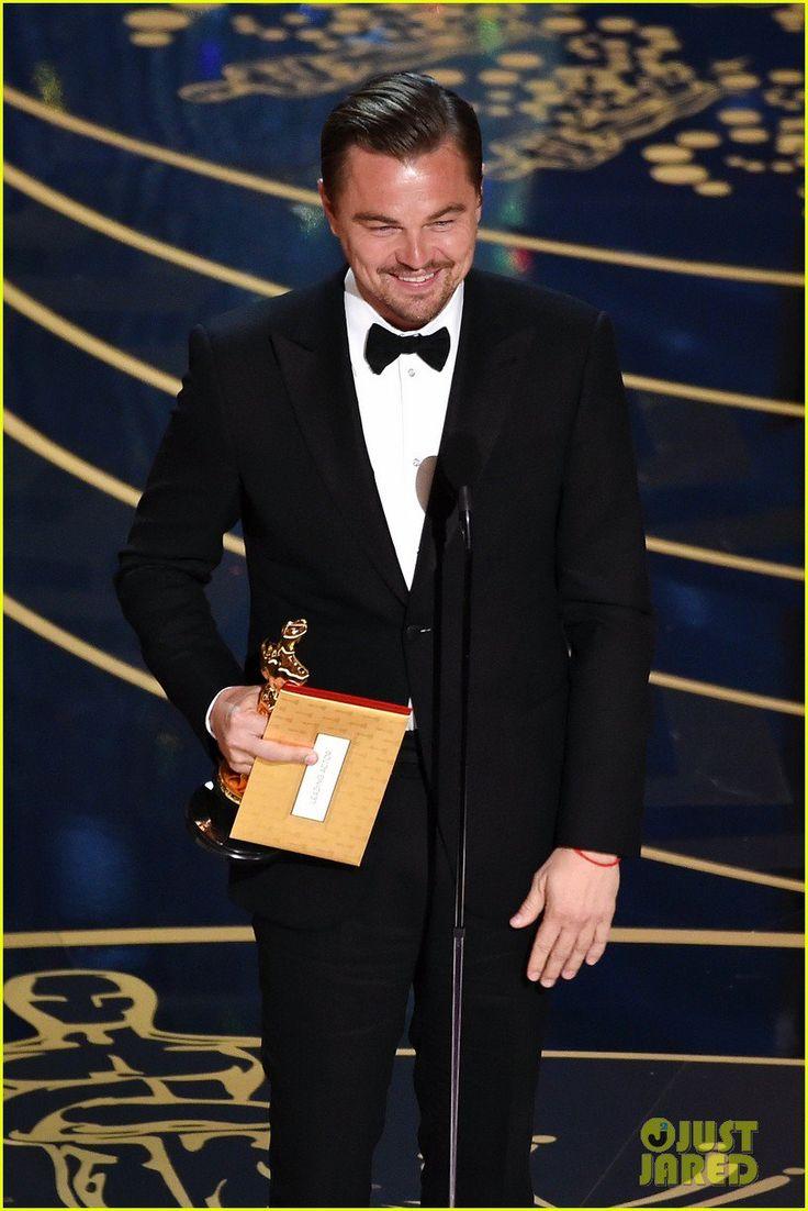 Leonardo DiCaprio. The best actor EVER.