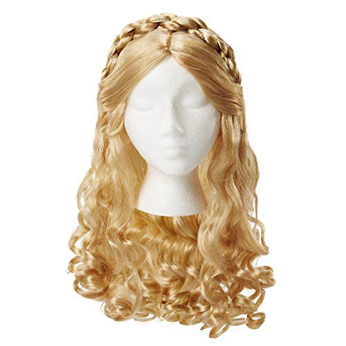 Ella Royal Locks Wig Costume inspired by Disney's Live Action  2015 Cinderella Movie