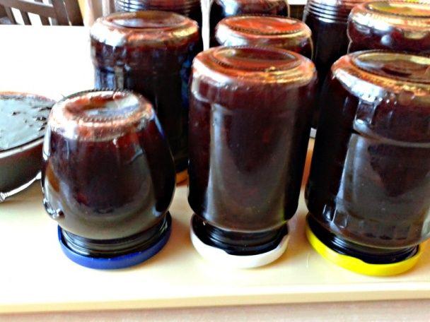 Slivkovo-kávový džem s Fernetom (fotorecept) - obrázok 8