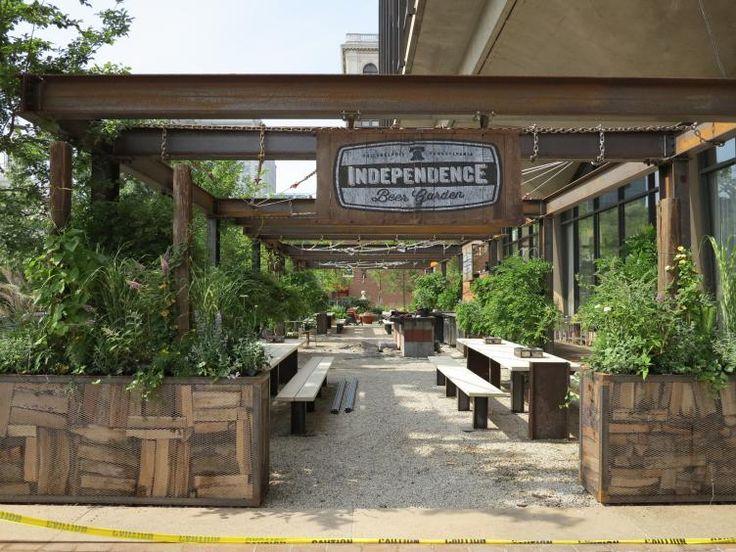 25+ Best Ideas About Beer Garden On Pinterest