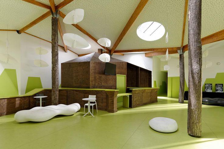Galería de Casa para Estudiantes en Université Paris Sud / AIR - 14