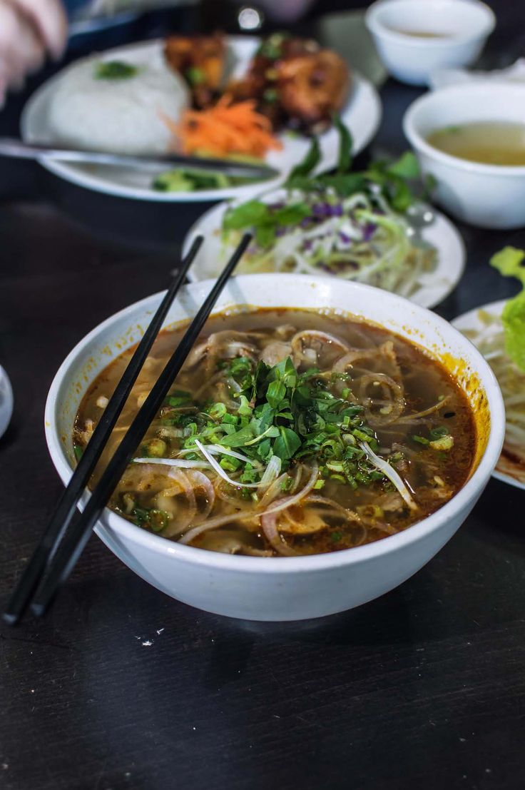 Bun bo Hue at CT Coffee & Restaurant, Inala | heneedsfood.com