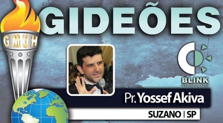 Pr. Yossef Akiva - Gideões 2015 | Feed Gospel