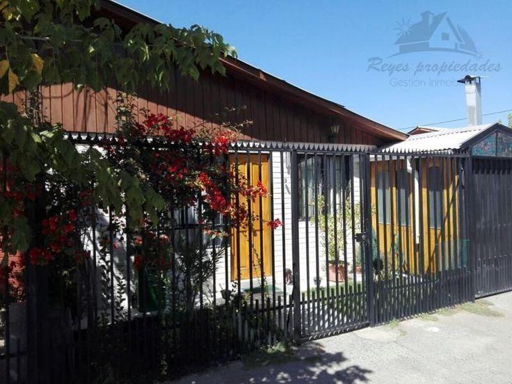 Venta de Casa en Puente Alto. Propiedad de 1 piso, Villa Los Aromos, Puente Alto