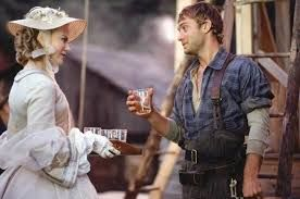 """Cold Mountain"",The movie,Nicole kidman and Jude Law.Excellent movie !!"