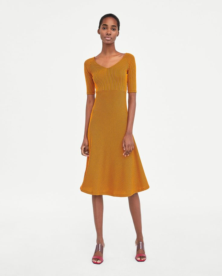 Zara's Got Your Midi-Dress Needs Sorted